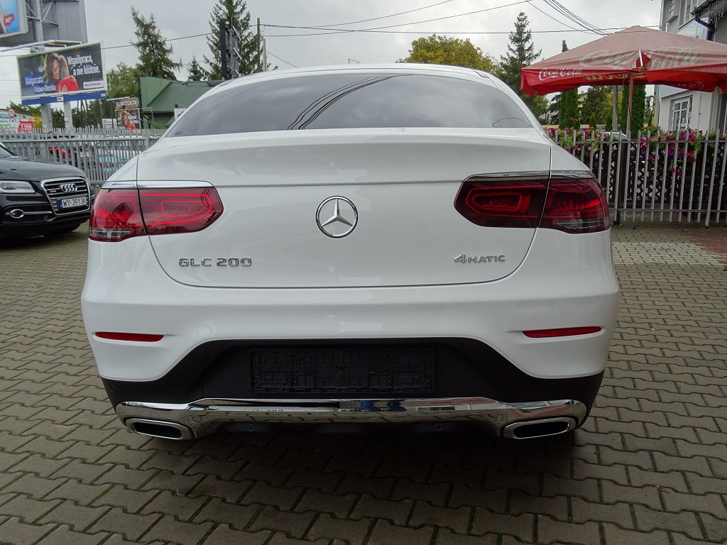 Mercedes GLC 300 - Niezależny Dealer Mercedes
