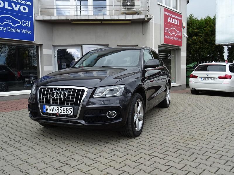 Audi Q5 - Niezależny Dealer Audi