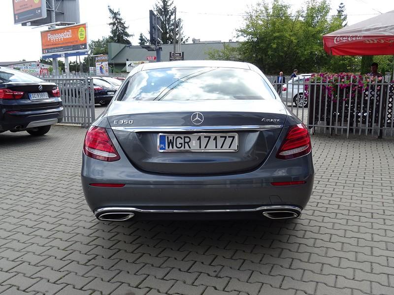 Mercedes E 200 - Niezależny Dealer Mercedes