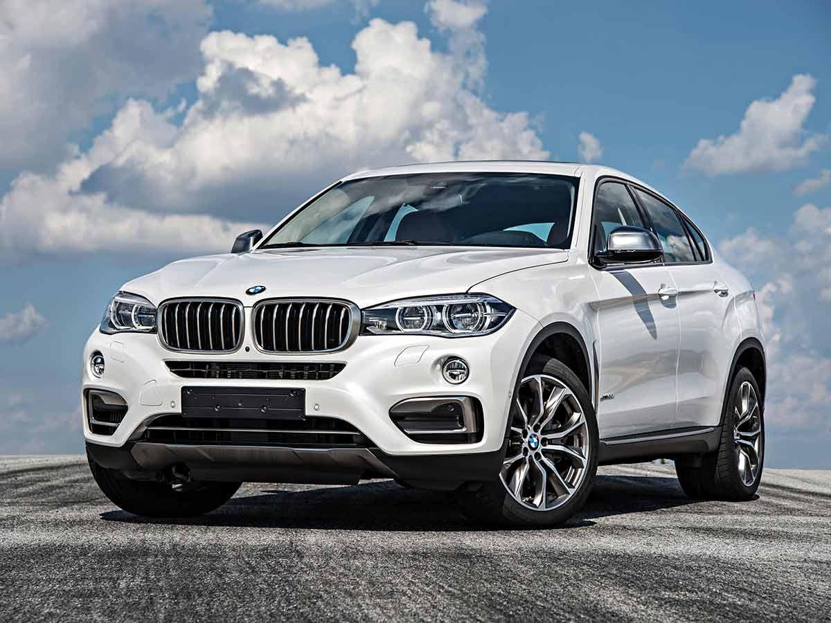 BMW X6 - Niezależny Dealer BMW