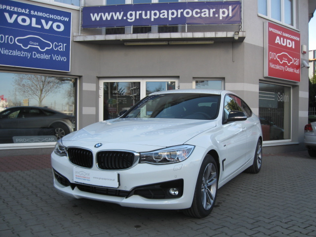 BMW 320 - Niezależny Dealer BMW
