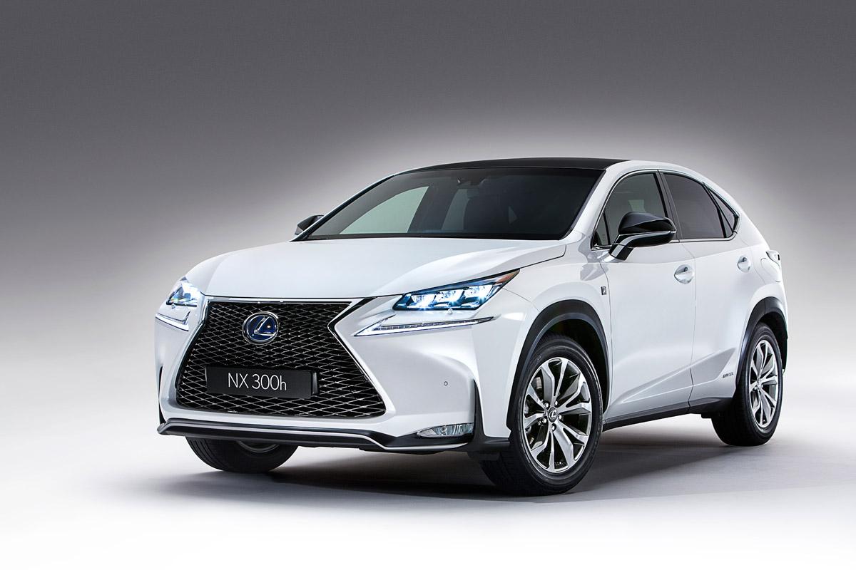 Lexus NX - Niezależny Dealer Lexus