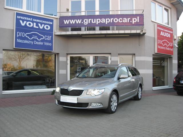 Škoda Superb - Niezależny Dealer Škoda