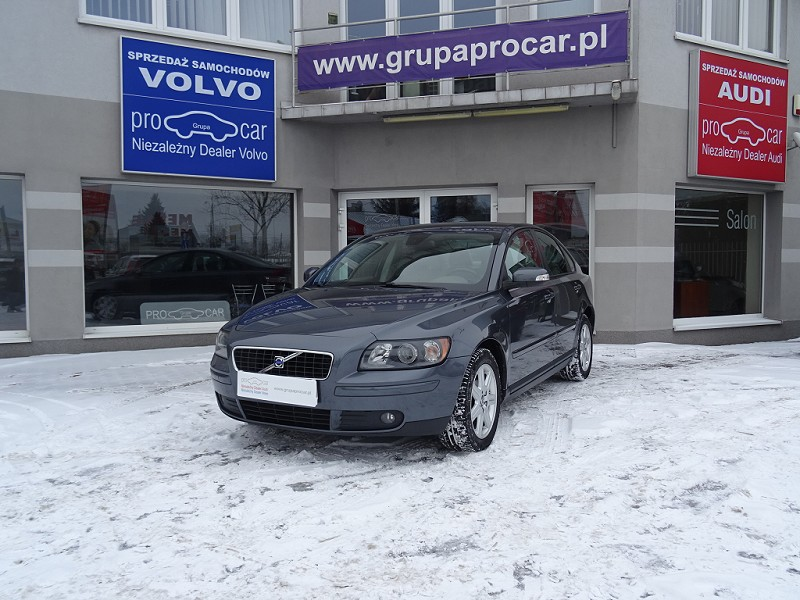 Volvo S40 - Niezależny Dealer Volvo