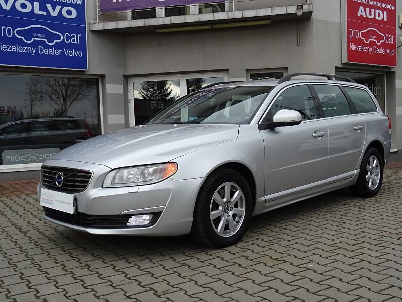 Volvo salon warszawa