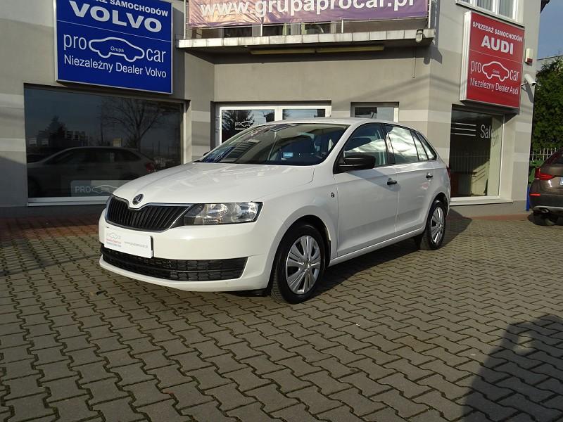 Škoda Rapid - Niezależny Dealer Škoda